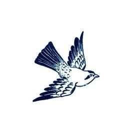 Tattly Tattoo, Cartolina Bird