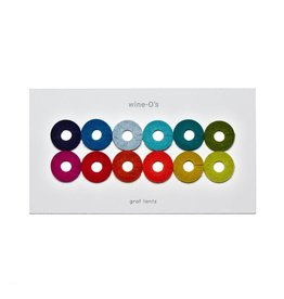 Graf Lantz Wine-O's, Rainbow Mix