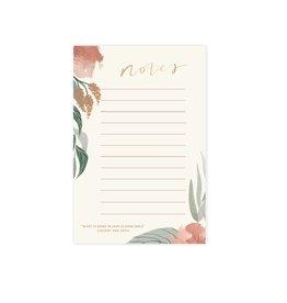 Pen + Pillar Spring Floral Notepad