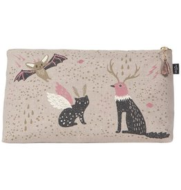 Now Designs Beasties Large Cosmetic Bag
