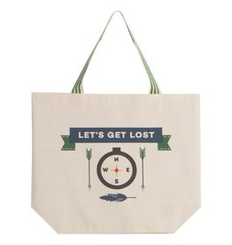 Now Designs Let's Get Lost Tote