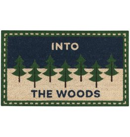 Now Designs Into The Woods Doormat