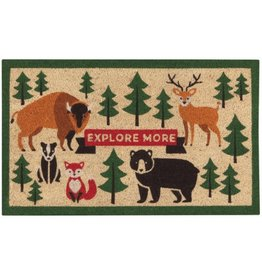 Now Designs Explore More Doormat