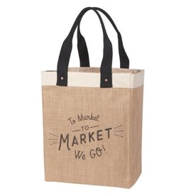 Now Designs To Market We Go Tote