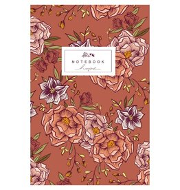 Twin Sparrow Hope Notebook