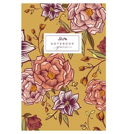 Twin Sparrow Grace Notebook