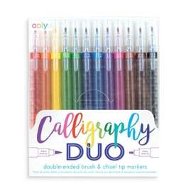 Ooly Calligraphy Double-ended Markers