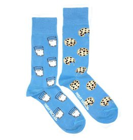 Friday Sock Co. Milk & Cookies, Women's