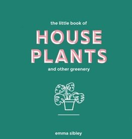 Hachette Book Group Little Book of House Plants
