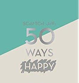 Hachette Book Group 50 Ways Happy
