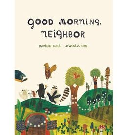 Hachette Book Group Good Morning Neighbor