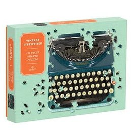 Hachette Book Group Vintage Typewriter Puzzle