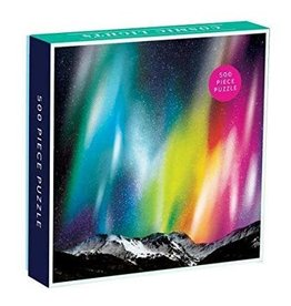 Hachette Book Group Cosmic Lights Puzzle
