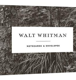Hachette Book Group Walt Whitman Notecards