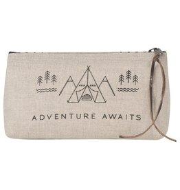 Now Designs Adventure Awaits Pencil Bag