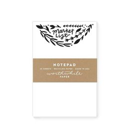 Worthwhile Paper Market List Pad