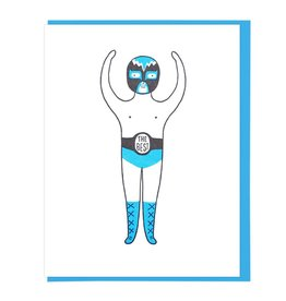 Lucky Horse Press The Best Lucha Libre