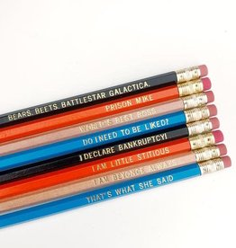 Calliope Paperie The Office Pencil Set