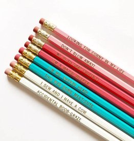 Calliope Paperie The Holiday Pencil Set
