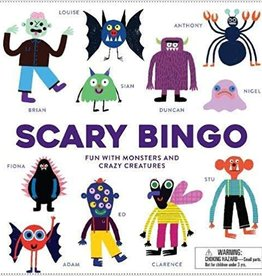 Hachette Book Group Scary Bingo