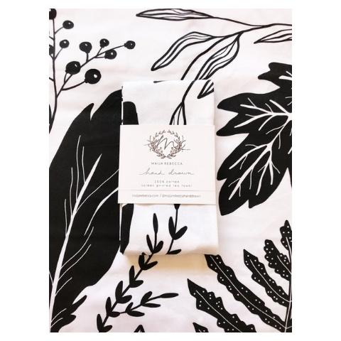 Maija Rebecca Wild Forage Tea Towel