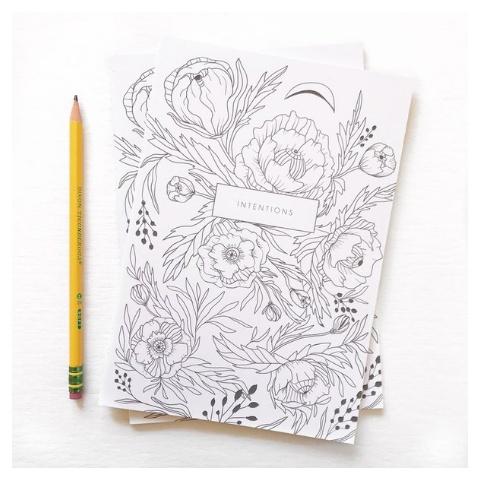 Maija Rebecca Poppy Dreams Journal