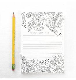 Maija Rebecca Poppy Dreams Notepad