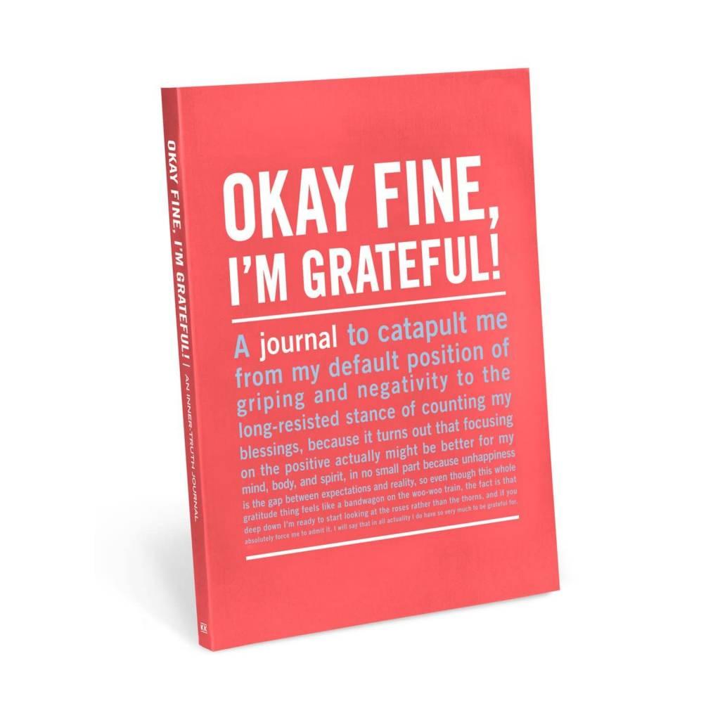 Knock Knock Inner Truth: Grateful
