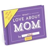 Knock Knock Fill-in-the-love: Mom