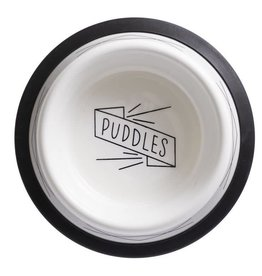 Easy Tiger Pet Bowl, Puddles