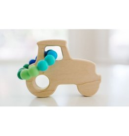 Bannor Toys Tractor Teether