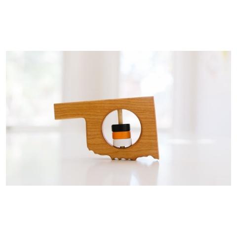 Bannor Toys Oklahoma Rattle