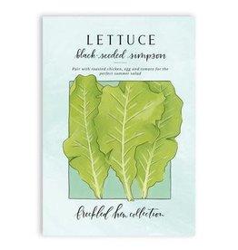 1Canoe2 Lettuce Seed