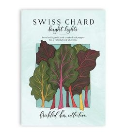 1Canoe2 Swiss Chard Seed