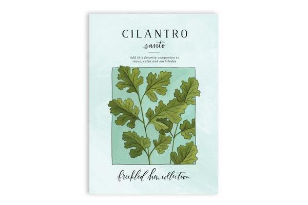1Canoe2 Cilantro Seed