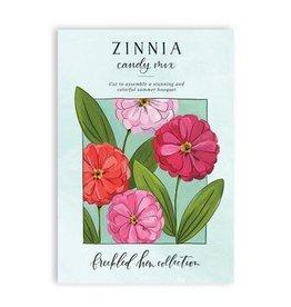 1Canoe2 Zinnia Seed