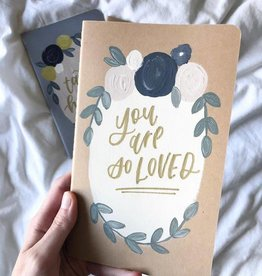 AP Letters You Are Loved Journal