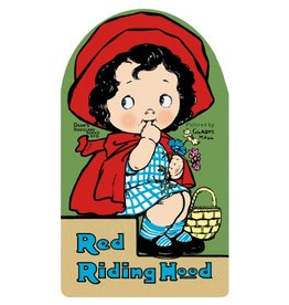 Laughing Elephant Red Riding Hood