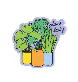 Seltzer Goods Plant Lady Sticker