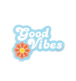Seltzer Goods Good Vibes Sticker