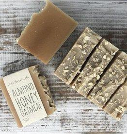 Wild Botanicals Almond Honey Oatmeal Soap