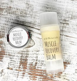 Wild Botanicals Muscle Recovery Balm