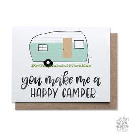 Jordyn Alison Happy Camper