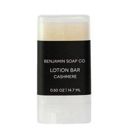 Benjamin Soap Company Cashmere Lotion Bar