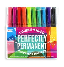 Ooly Permanent Double-Ended Markers