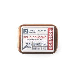 Duke Cannon Solid Cologne, Bourbon