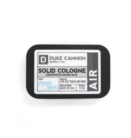 Duke Cannon Solid Cologne, Air