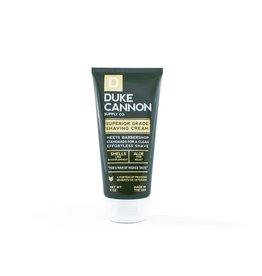 Duke Cannon Superior Grade Shaving Cream