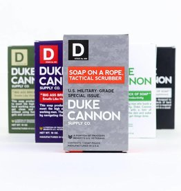 Duke Cannon Tactical Soap on a Rope Kit