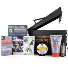 Duke Cannon Military Ammo Gift Set
